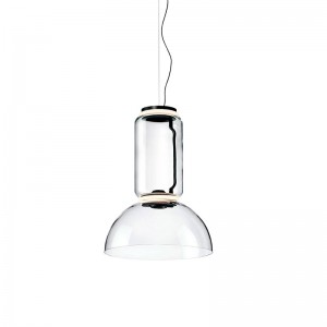 Noctambule Suspension 1 Low Cylinder and Bowl Flos