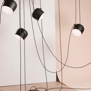 Lámpara AIM cable + plug Flos