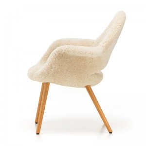 Organic Chair Sheepskin Vitra