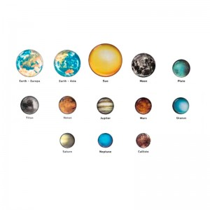 Perchero Solar System Seletti