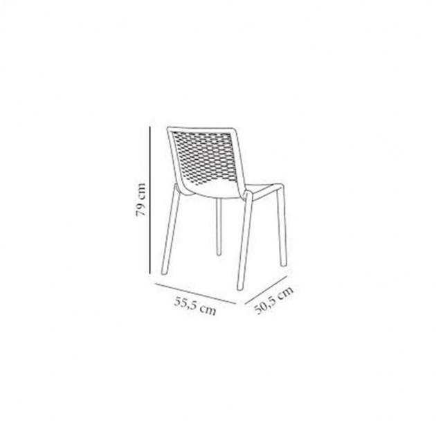 silla Netkat de Resol en Moises Showroom