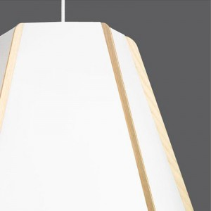 Lámpara lullaby en detalle de Fritz Hansen