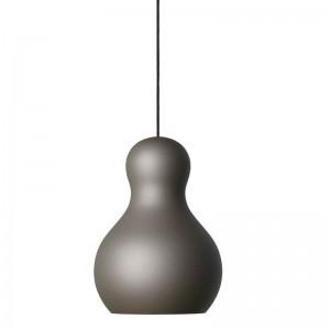 Lámpara Calabash P2 color Grey Meteor Fritz Hansen