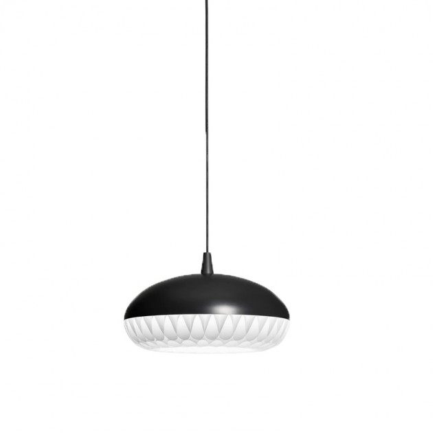 Lámpara Aeon Rocket P1 color negro Fritz Hansen