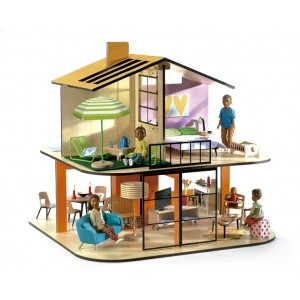 Casa de muñecas Color - Djeco