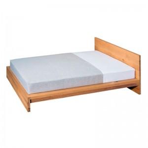 Cama Mo madera roble de E15 disponible en Moisés Showroom