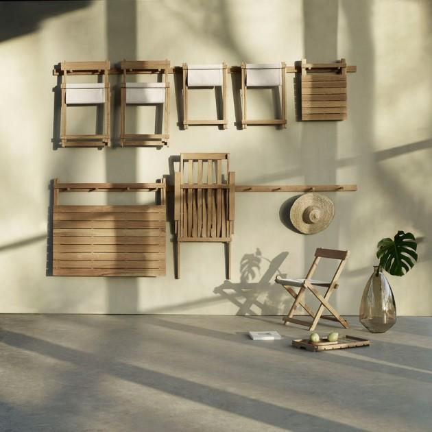 Ambiente con soporte de pared BM5270S y BM5270L de Carl Hansen. Disponible en Moisés showroom
