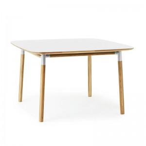 comprar Mesa cuadrada Form de roble tablero blanco de Normann Copenhagen