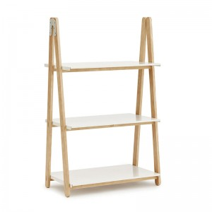 Estantería Step Up Bookcase baja de  Normann Copenhagen.