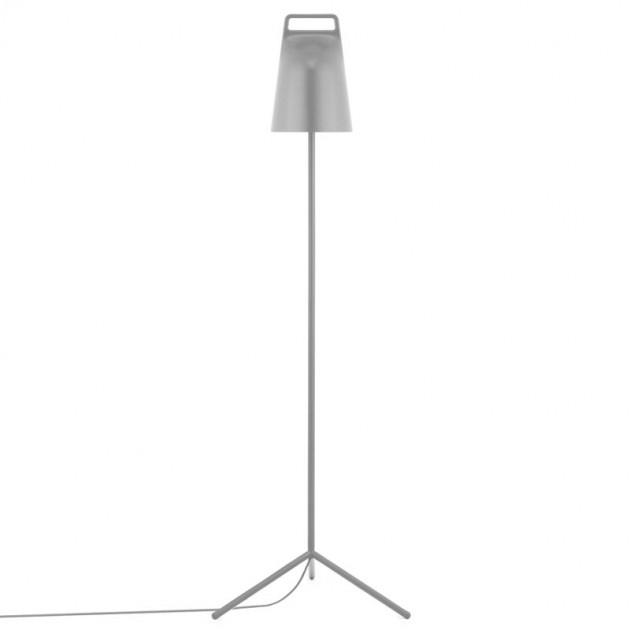 comprar Lámpara de pie Stage color gris de Normann copenhagen. Disponible en Moisés showroom