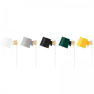 colección Lámparas de pared Rise de Normann Copenhagen