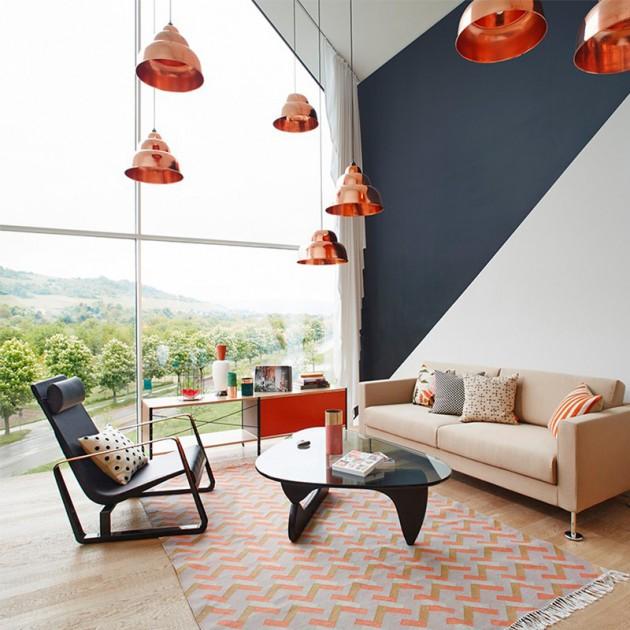 Sillón Cite tapicería Mello de Vitra en Moises Showroom ambiente 5