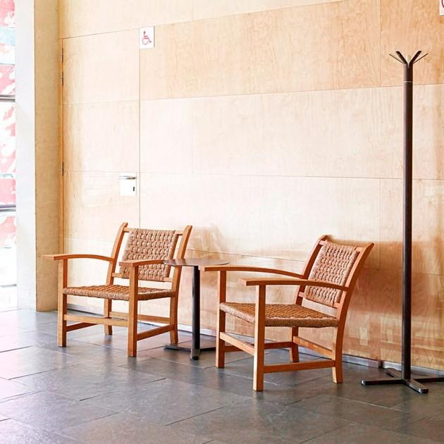 sala de espera con Butacas Mobles 114 Torres Clavé