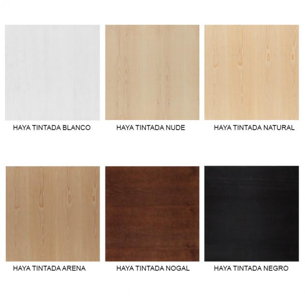 Tintes madera de Haya de Ondarreta
