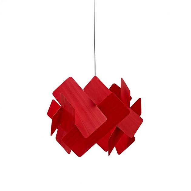 Lámpara Escape S Luzifer roja