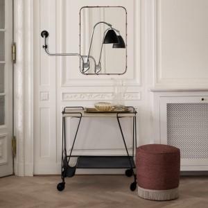 Mategot Trolley de Gubi Cream White en Moises Showroom