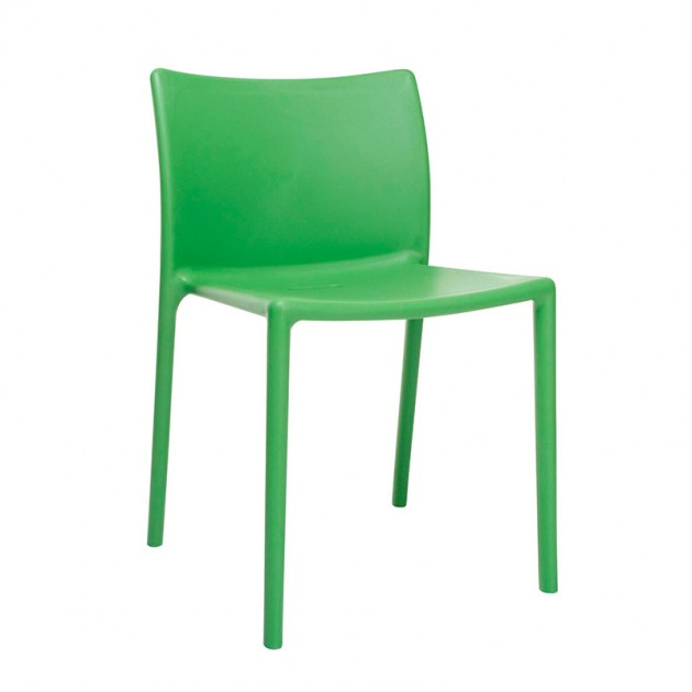Silla Air Magis color verde