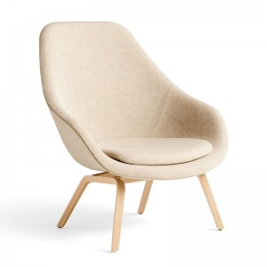 Sillón About a Lounge 93 de HAY en Moises Showroom