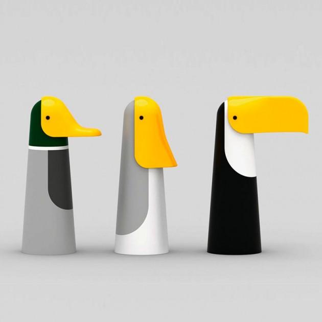 colección esculturas Animalità Bec Bosa