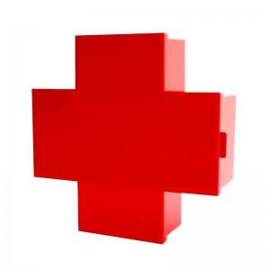 Botiquín Cross rojo Cappellini