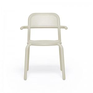 silla con brazos Toní Fatboy desert