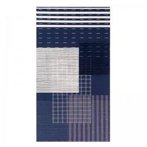 Alfombra Lan índigo - Gan rugs