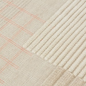 tejido alfombra Lan natural Gran Rugs