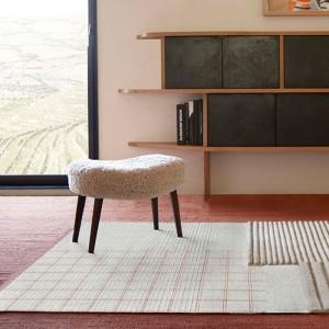 alfombra Lan natural 180 x 200 cm Gran Rugs