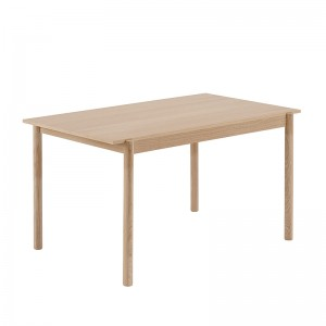 Linear Wood Table - Muuto