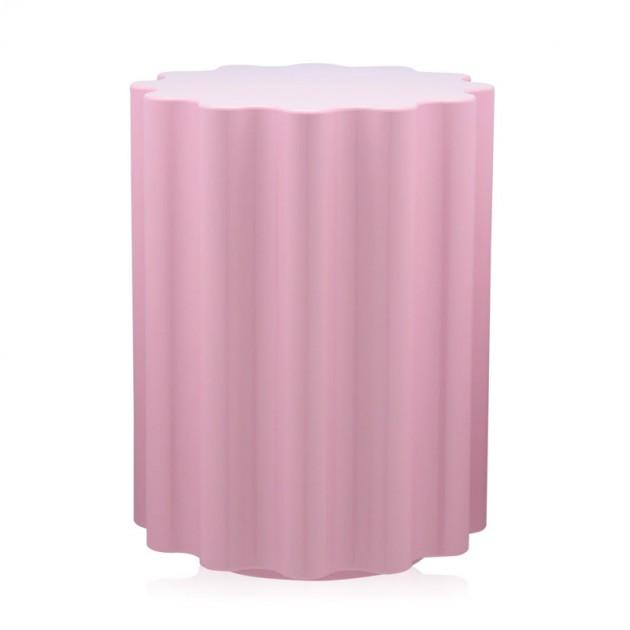 taburete Colonna Kartell rosa
