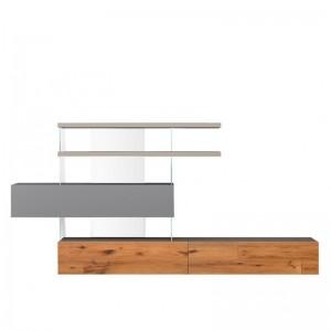 librería mueble de TV Air Storage 0692 Lago
