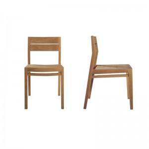 silla ex 1 ethnicraft frente y lado