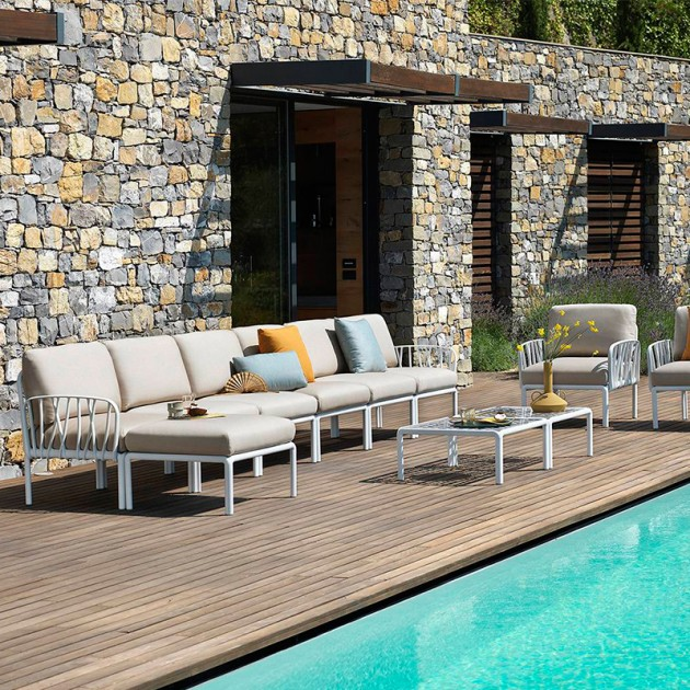 Komodo de Nardi Outdoor en Moises Showroom