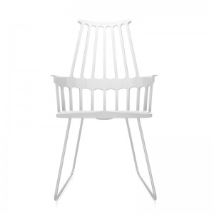Silla Comback Trineo - Kartell