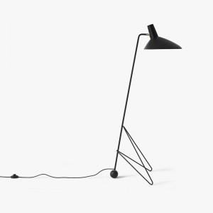 Lámpara Tripod HM8 negra &tradition