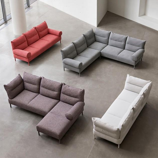 colección sofás Pandarine en ambiente