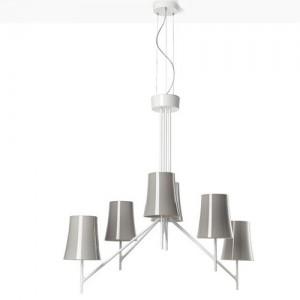 Lámpara Birdie 6 de suspensión - Foscarini