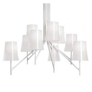 Lámpara Birdie 9 de suspensión - Foscarini