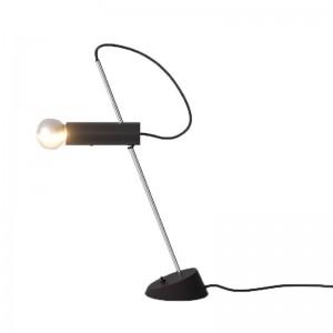 Lámpara Modelo 566 negra Astep