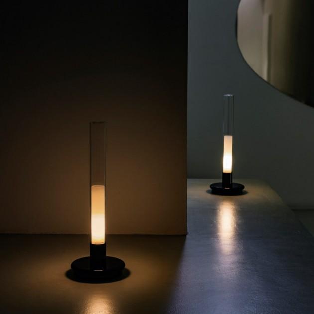Sylvestrina lampara Santa y Cole