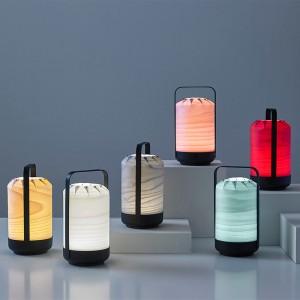 colección lámparas portátiles Mini chou Luzifer