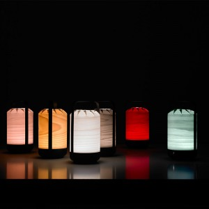 colores lámparas portátiles Mini chou Luzifer