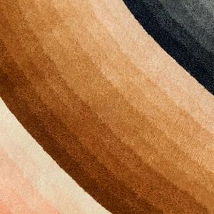 Alfombra Round Mirage Nude de Gan Rugs en Moises Showroom