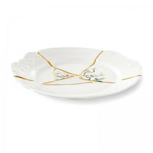 Dinner plate Seletti