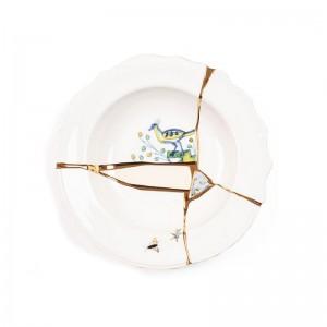 Soup plate nº1 Seletti plato hondo
