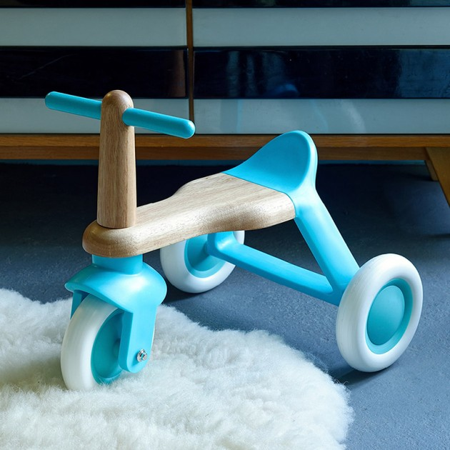 Triciclo Blue Roll's it! ambiente