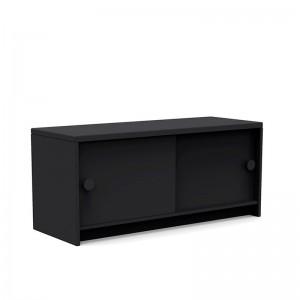 mueble Slider Credenza Loll designs negro