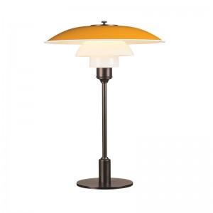 lámpara sobremesa PH 3½-2½ Louis Poulsen amarillo