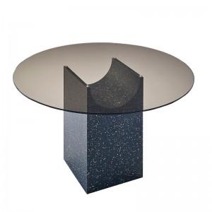 mesa comedor redonda Vestige Sancal