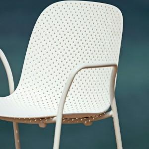 Silla 13Eighty armchair HAY detalle